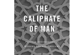 A shortreviewof abook by Andrew F March's book The Caliphate of Man by Yvonne Ridley the Goodreads bookworm of 2020 -Its good reading