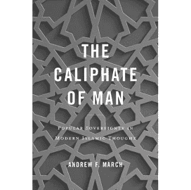 A short review of a book by Andrew F March's book The Caliphate of Man by Yvonne Ridley the Goodreads bookworm of 2020 -Its good reading