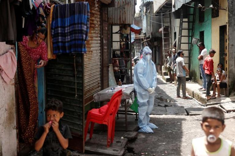 How India's largest slum beat back a pandemic