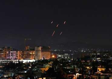Israeli missiles attack kills 5 Syrians in Damascus