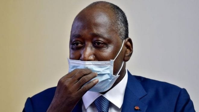 Ivory Coast's Prime Minister Amadou Gon Coulibaly has died, minutes after falling ill at a ministerial cabinet meeting