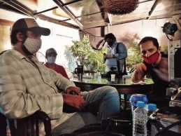 Lights, Camera, masks off, action Bollywood back in business after lockdown