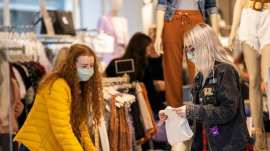 New face-covering rules start today, £100 fine for those who do not comply