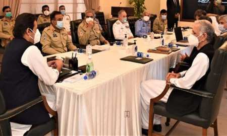 Pakistan vows to defend territorial integrity in high-level meeting