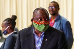 South Africa again bans alcohol as coronavirus surges