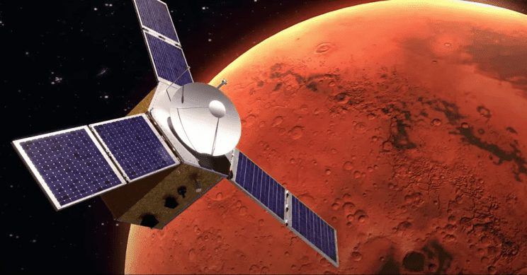 UAE Mars probe: Hope probe transmits first signal from space orbit