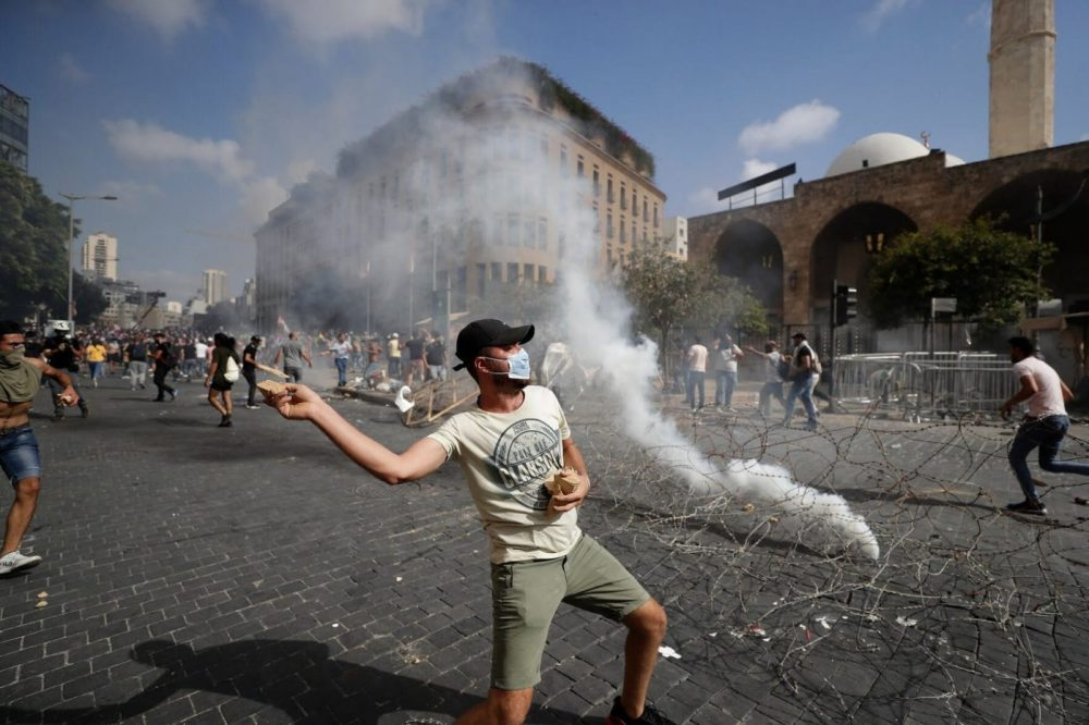 Angry Lebanese vow new protests