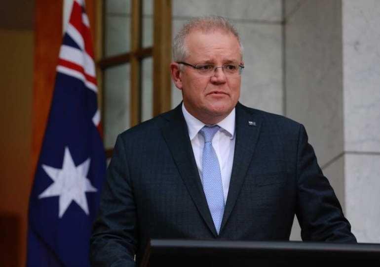 Australian PM says Covid-19 vaccine should be compulsory