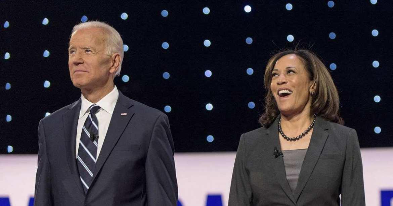 Biden picks Senator Kamala Harris as US election running mate - Biden and Harris