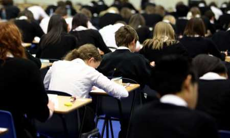 Controversial algorithms to set 97% of GCSE result