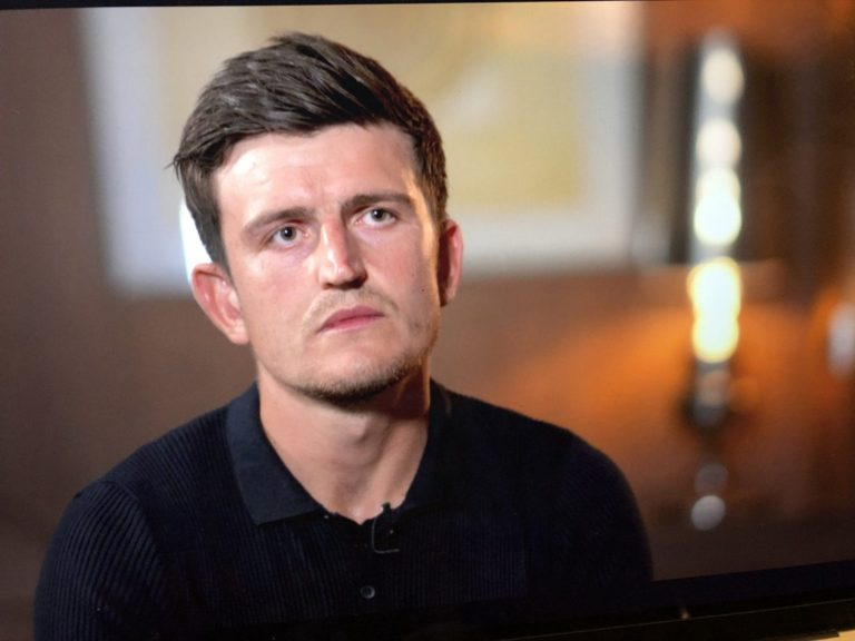 Harry Maguire 'feared for his life'