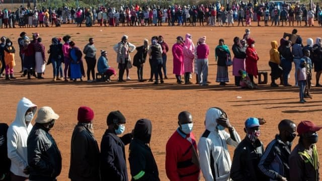 Peak has yet to come-Africa hits one million coronavirus cases