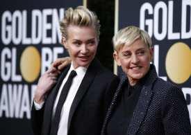 Portia de Rossi supports wife Ellen DeGeneres following toxic workplace allegations