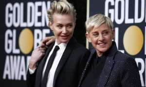 Portia de Rossi supports wife Ellen DeGeneres following toxic workplace allegations