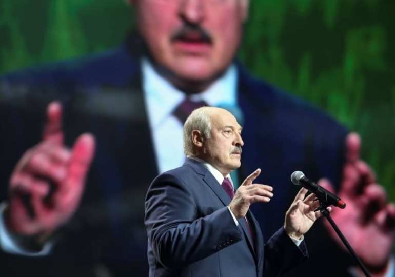 Belarus closes western borders, saying protests are being driven by the West