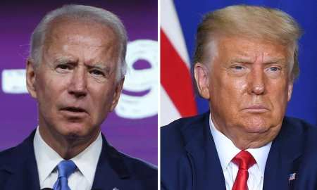 Biden leads by 10 points nationally, defends lead against Trump 'law-and-order' onslaught following US protests