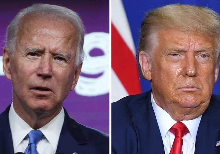 Biden leads by 10 points nationally, defends lead against Trump's 'law-and-order' attack following US protests