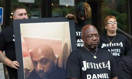 Black man dies of asphyxiation after NY police use 'spit hood'