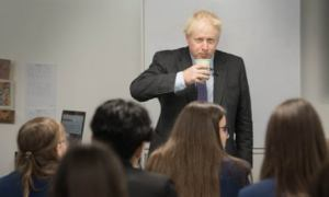 Boris Johnson announces free college courses for adults to find work in post covid world