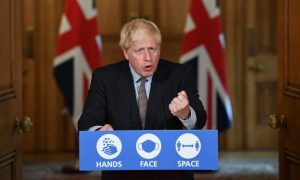 Boris pinning hopes on £100bn 'moonshot' to avoid a second wave