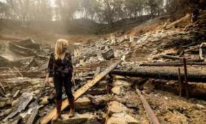 Death toll over 30 as wildfires continue to devastate West Coast