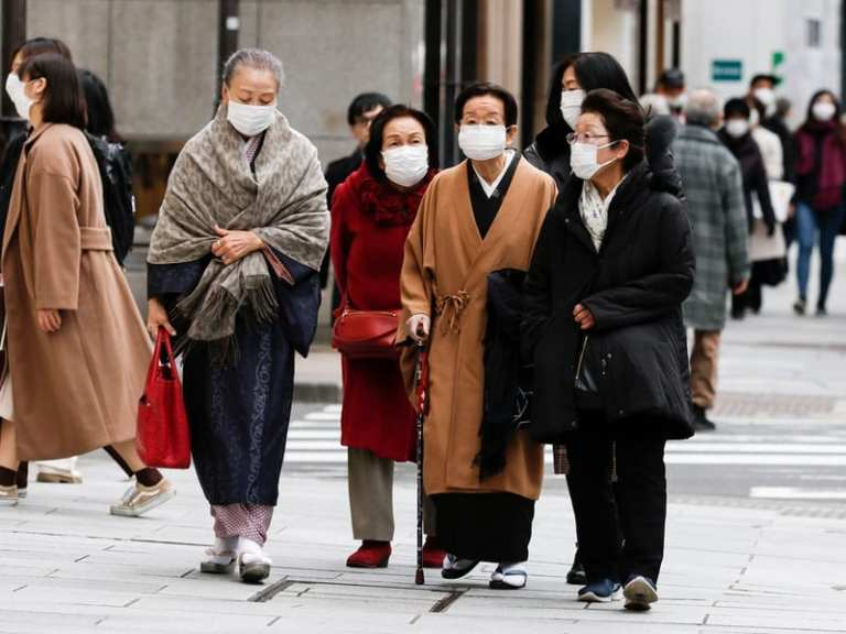 Japan considers free Covid-19 vaccines for all residents