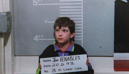 Jon Venables denied parole after child abuse images