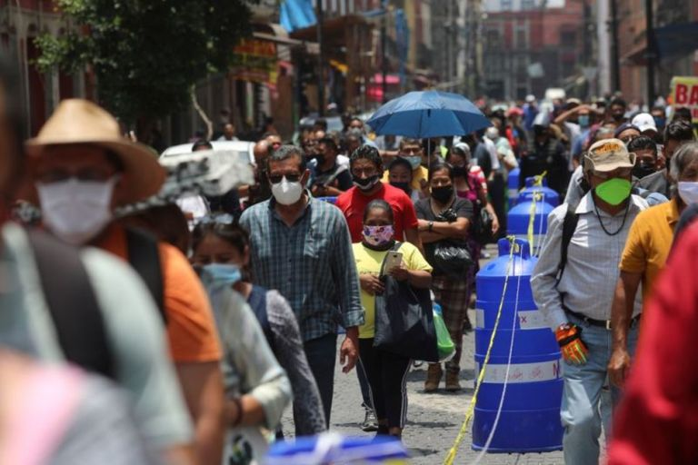 Mexico revises cases and death toll