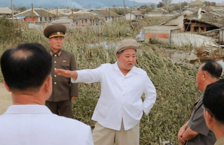 Kim Jong Un very sorry for killing of South Korean official