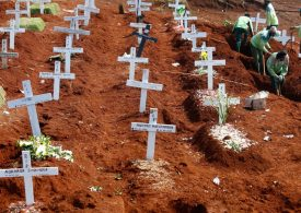 Daily News Briefing: One million lives lost: Covid-19 pandemic hits grim milestone