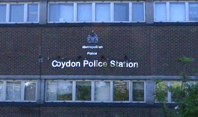 BREAKING: Police officer shot dead at Croydon police station