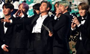 BTS ads and merch suddenly disappear after backlash in China following Korean war comments