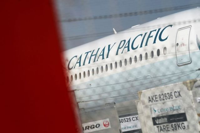 Hong Kong's Cathay Pacific Group cuts nearly 6,000 jobs