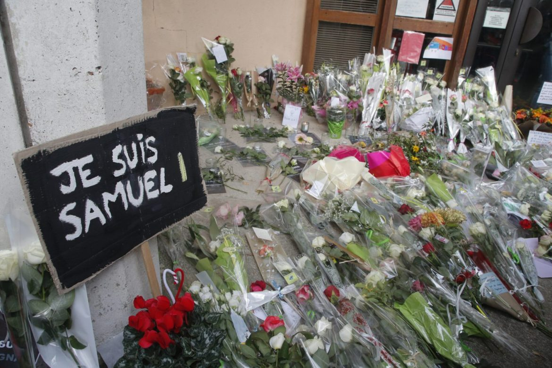 France Teacher Decapitated
