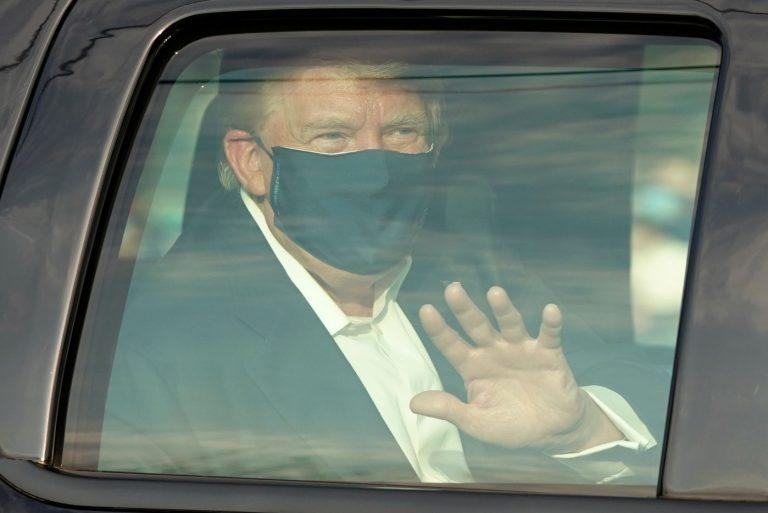 Trump photo op raises more questions