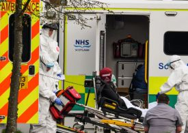 Daily News Briefing: UK Covid death toll rises by 241 in highest daily increase for months
