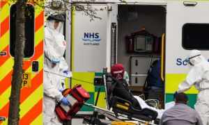 UK Covid death toll rises by 241 in highest daily increase for months