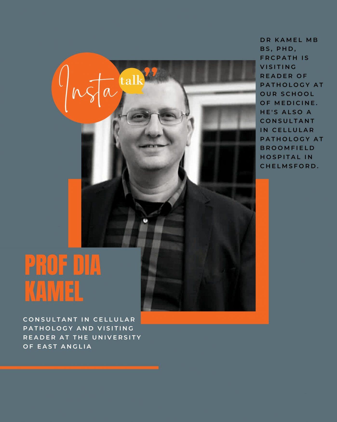 Prof Dia Kamel