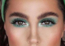 Insta Talk e15: VIDEO - Green Eyeshadow Makeup Tutorial with Joanne Morgan