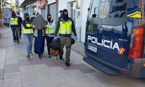 Cristina B arrested