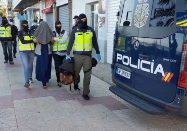 The 24-year-old Spanish woman who went from Fallera to Jihadist