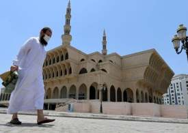 Mosques in Dubai and Mosques in UAE to reopen on Friday Dec 4