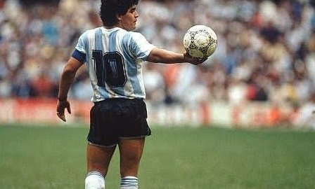 Diego Maradona - a fitting tribute by Michel Platini and Gary Lineker