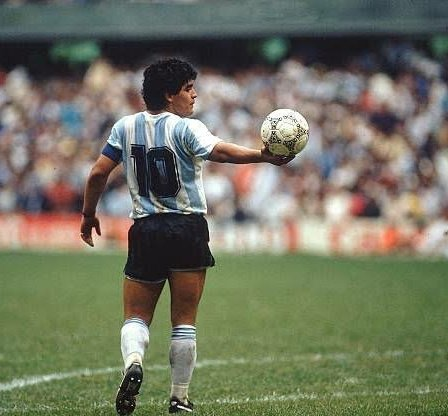 A Tribute to the legend that is Diego Maradona by Lineker & Platani