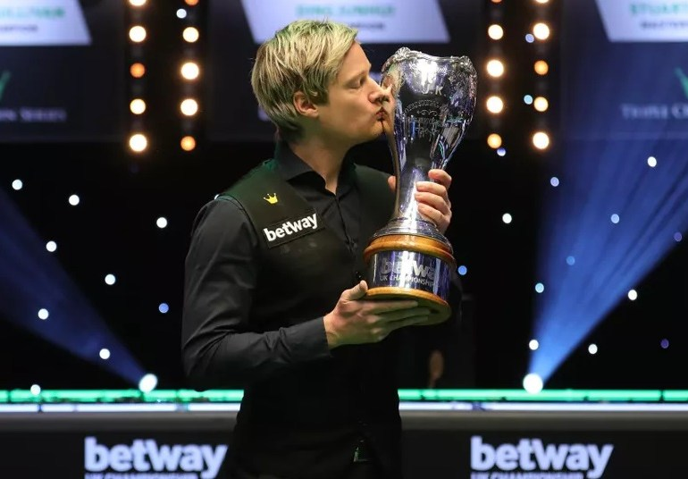 Robertson wins epic UK Championship final against Trump