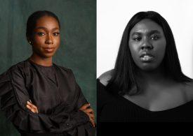 Inspirational female leaders 2020 - Damilola Ddufuwa and Odunayo Eweniyi, women's rights advocates