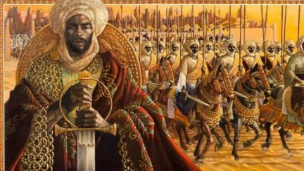 Mansa Musa I of Mali - richest man in the world ever