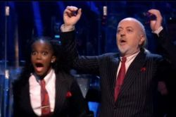 Strictly Come Dancing Bill Bailey crowned 2020 winner