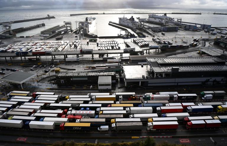 UK to fast track some perishable goods at ports from 1 January