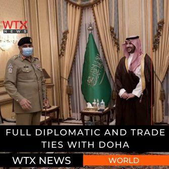 Pakistan celebrates revival of ties between Qatar, Saudi-led bloc